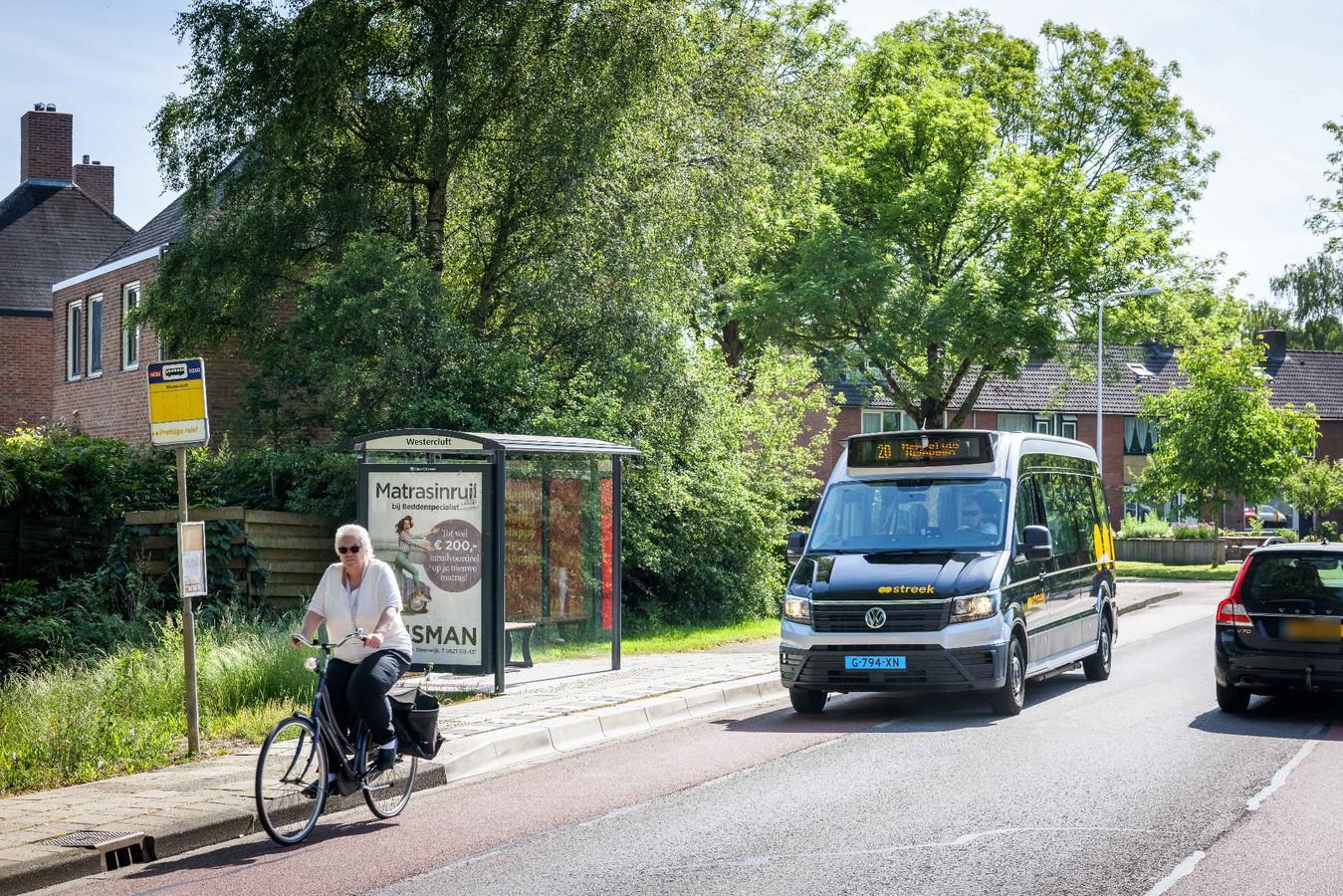Rijdt bus 20 van Assen naar Meppel straks niet meer door de wijk Oostermeenthe in Steenwijk?