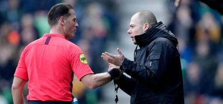 Buijs na zege op Feyenoord: 'Dit smaakt echt heel lekker'