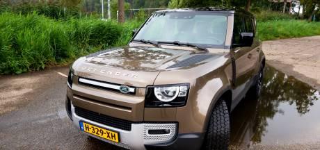 Test Land Rover Defender: terreinauto van de 21ste eeuw