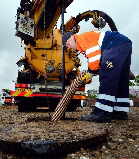 De grond onder onze straten daalt straks 10-20 centimeter en dat gaat ons miljarden euro's kosten