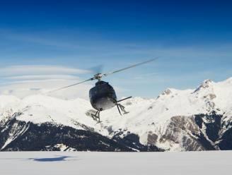 Twee doden door helikopterongeluk bij Frans skioord Courchevel, drie inzittenden gewond