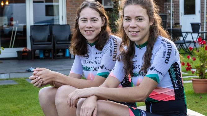 Betuwse 'Sister-act' op de wielrenfiets: Contract voor Sofie én Anne: 'Heb het stiekem verteld'