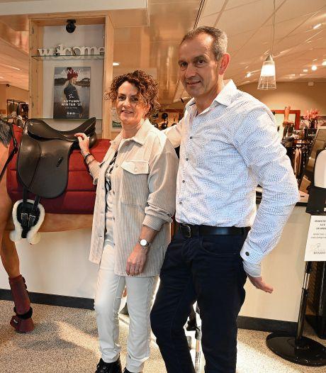 'Zadel moet lekker zitten voor mens en paard'