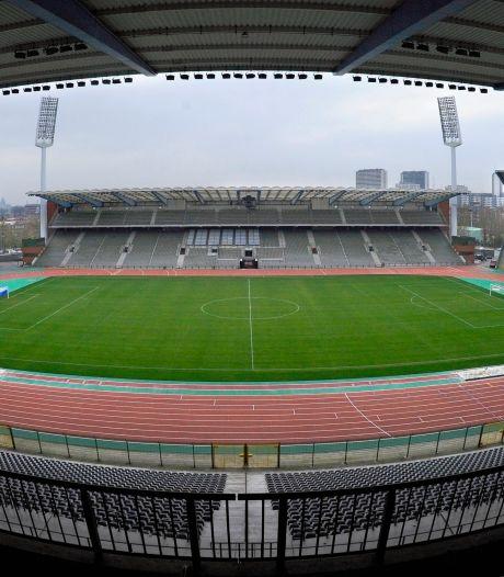 Alexander De Croo relance l'épineux dossier du stade roi Baudouin