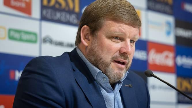 """Vanhaezebrouck voor de Slag om Vlaanderen: """"Club staat op eenzame hoogte, wij kunnen enkel zorgen dat ze geen kampioen spelen"""""""
