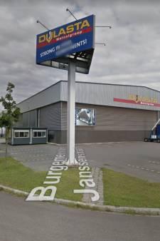 Metaalbedrijven Staphorst strijden via rechter over stukje weg op industrieterrein