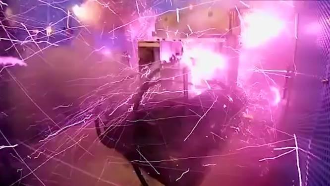 Wetenschappers creëren krachtigste magnetisch veld ooit en blazen zo labo op