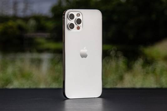 De nieuwe iPhones.