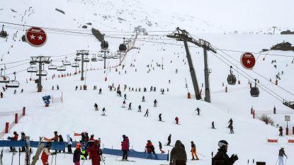 Nu al genoeg sneeuw om tot en met Pasen te skiën
