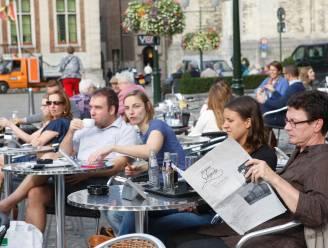 Diestse terrassen mogen uitbreiden: rijbaan wordt nu ook voetgangerszone