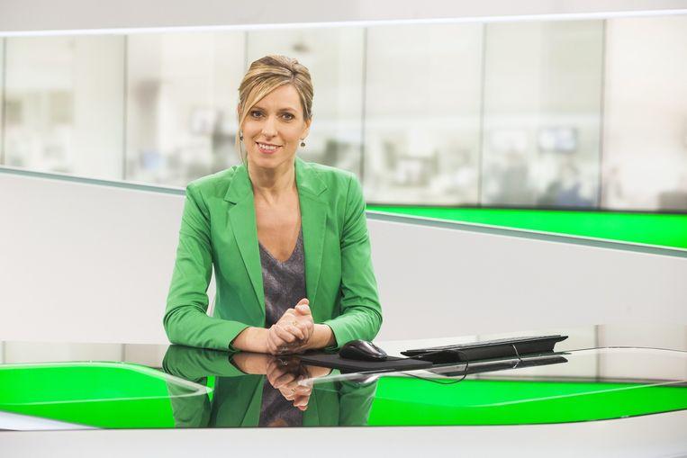 Hoeveel spreektijd kregen 'gekleurde politici' tussen 2003 en 2013 op VTM Nieuws en Het Journaal van 19 uur? Beeld VRT