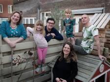De band van buren Douwe en Ralph is zéér hecht: 'Als zij ooit zouden verhuizen, kopen wij het huis ernaast'
