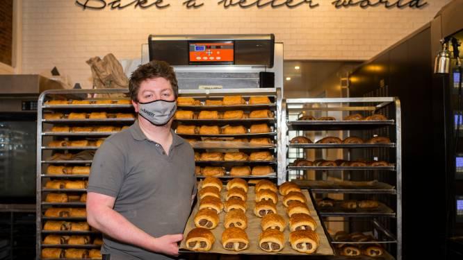 """Worstenbroden met gerookte worst, truffel en luxekazen bij brouwerij De Koninck: """"Beste worstenbroodjes van 't stad"""""""
