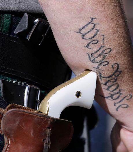 Le Texas autorise le port d'arme sans permis