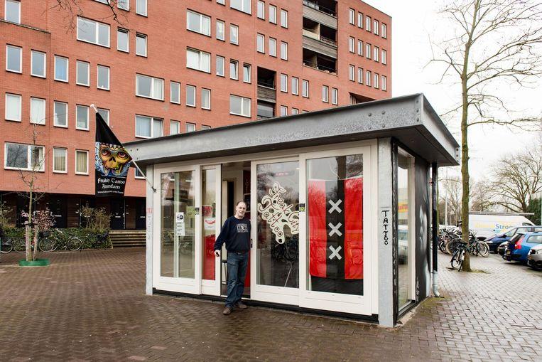 Haarlemmerweg Beeld Marijke Stroucken