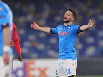 EUROPA LEAGUE. Napoli uitgeschakeld door Granada- Leicester en Tielemans ten onder tegen Slavia Praag