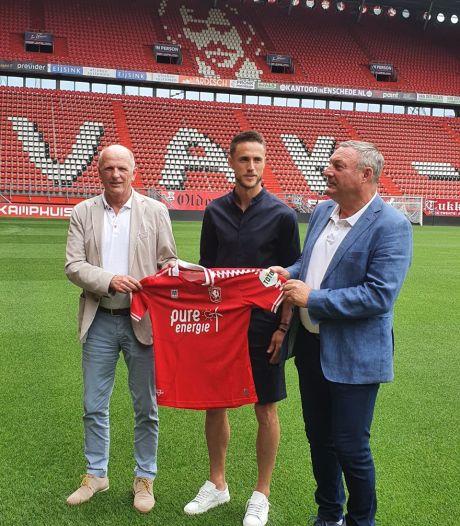 Officieel: Van Wolfswinkel is de nieuwe spits van FC Twente