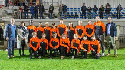 """Voetbalopleiding GO! Erasmusatheneum Deinze en KMSK Deinze scoort bij de jeugd: """"We worden iedere week beter"""""""