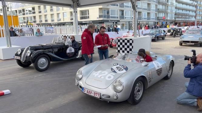 Zoute Grand Prix nu écht van start met technische keuring van 225 oldtimers