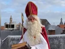 """Saint Nicolas De Wever fait passer un message à sa façon: """"Vous n'avez pas tous été sages sur Facebook"""""""