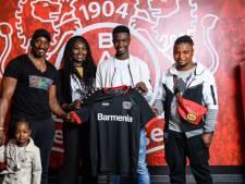 Als Vitesse hem wegstuurt, komt 'Appie' Sesay bij Bayer Leverkusen terecht
