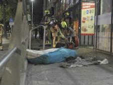 Twee gewonden bij brand in slaapkamer