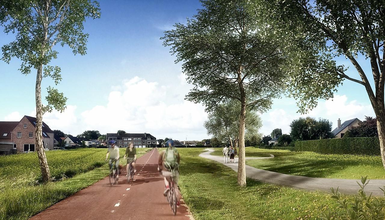 """L'étude de faisabilité examine les itinéraires possibles, en Région bruxellosie, pour les futures """"cyclostrades"""", dont certaines existent déjà en Flandre sous la dénomination de """"fietssnelwegen"""" (ndlr: autoroutes vélo)."""