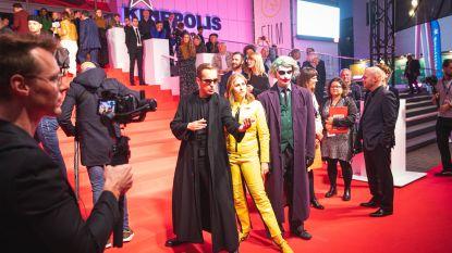 Klimaatactivisten en QMusic-presentatoren stelen show op opening Film Fest Gent