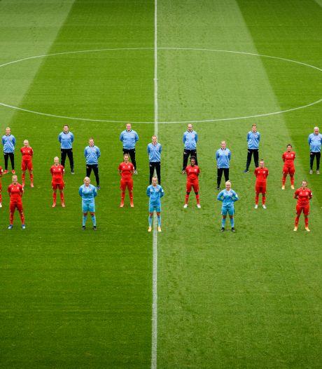 FC Twente Vrouwen niet langs ADO Den Haag