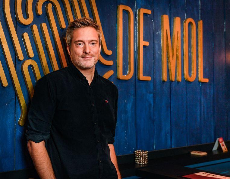 Gilles De Coster Beeld Joel Hoylaerts/Photo News