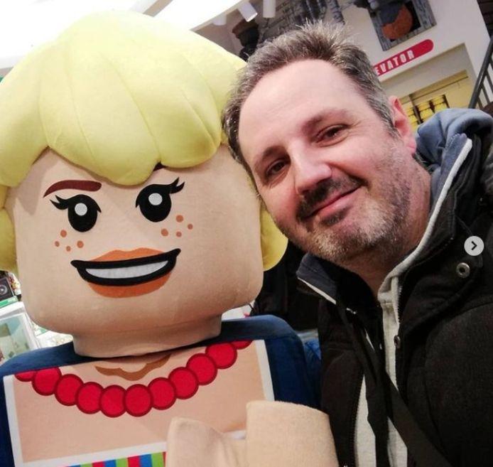 LEGOMASTER Peter De Smet