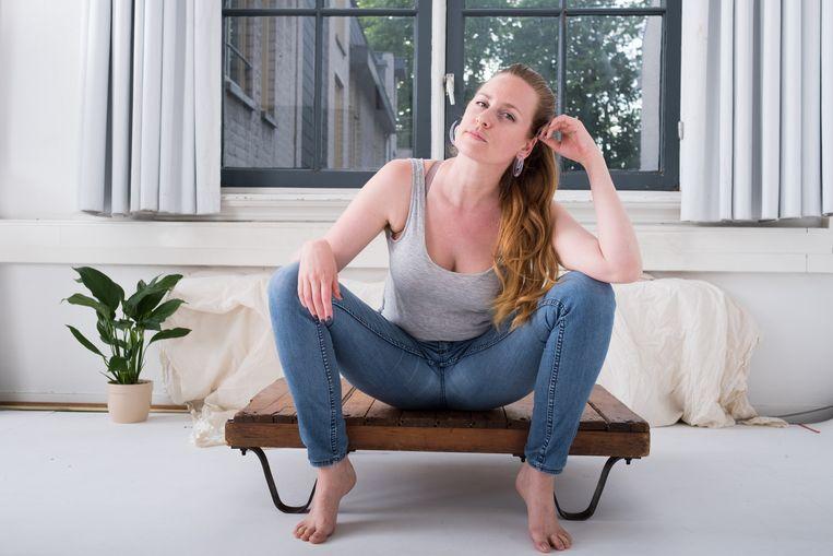 Yvette Luhrs Beeld RV Suzanne Mateboer