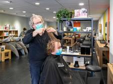 Belgische kappers zijn weer open, maar voor Nederlandse klant kan bezoek in de papieren lopen