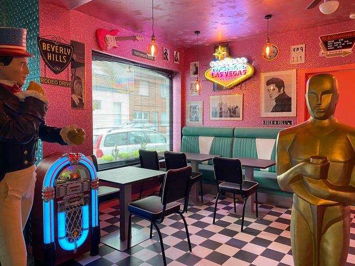Uncle Sam's, een Amerikaanse diner in Oostakker.