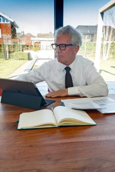 Veiligheidsburgemeester Jac Klijs stopt volgend jaar in Moerdijk
