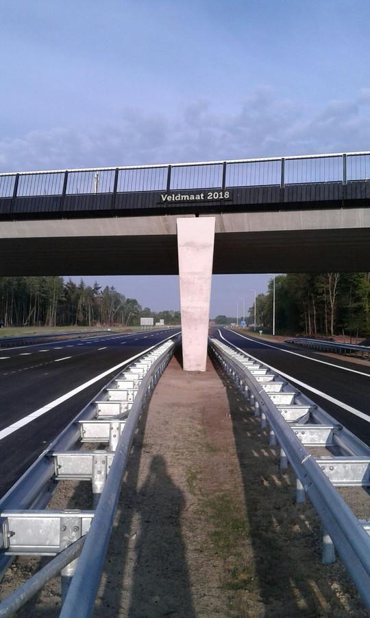 Viaduct Veldmaat.