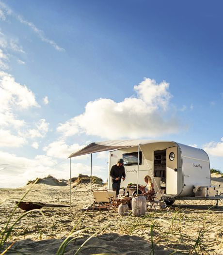 Van hippe strandcaravan tot riante luxepaardjes: dit zijn de nieuwste caravans