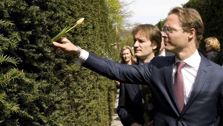 Prins Jaime in 2010 Beeld anp