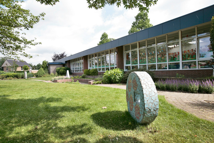 De Lambertusschool in Asten.