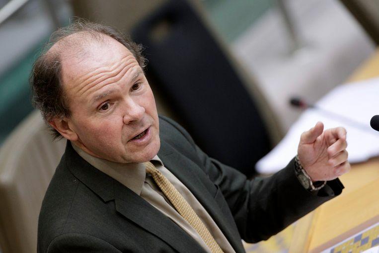 Vlaams minister van Economie Philippe Muyters (N-VA):