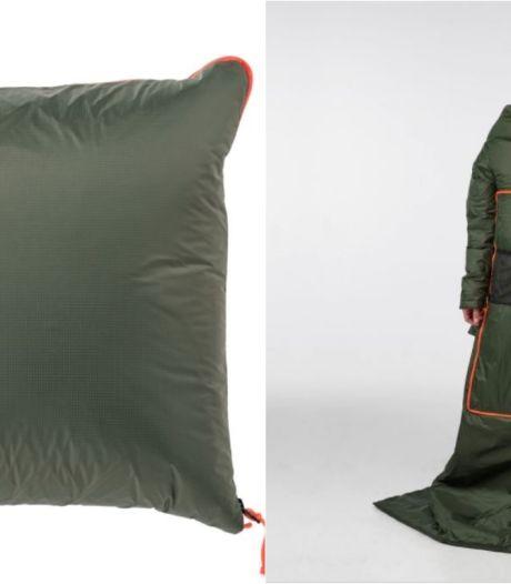 Ikea imagine un coussin qui se transforme en manteau (et on adore)