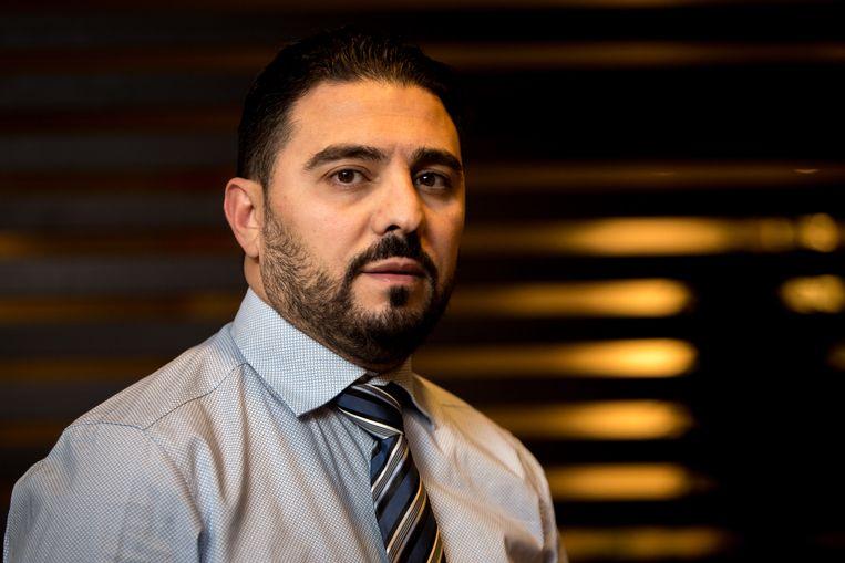 Saïd Aberkan is een van de twee coördinatoren van het project.