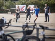 Skeeleren, fietsen en hardlopen in Losser valt in de smaak