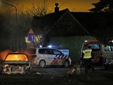 Jongeren in Veen: politie trad te hard op