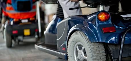 Matpartij tussen pensionado's escaleert: man in scootmobiel rijdt overbuurman opzettelijk aan