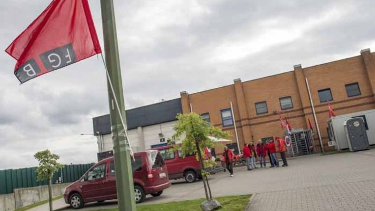 De vestiging van Vandemoortele in Seneffe. Beeld PHOTO_NEWS