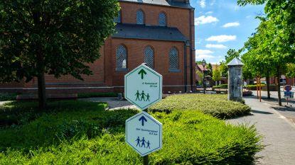 Vrijwilligers maken nieuwe wegbeschrijving voor 4-kerkenpad in Ranst