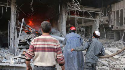 Opnieuw 24 burgerdoden bij luchtaanvallen van Syrisch leger in Oost-Ghouta