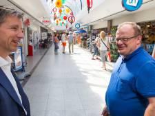 Nieuwe huurders winkelcentrum Aarhof staan al voor renovatie te trappelen