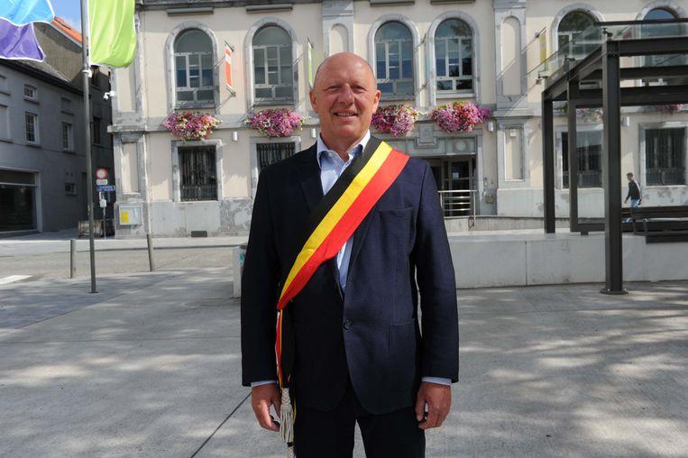 Het heeft wat moeite gekost, maar burgemeester Hans Bonte heeft nu toch een akkoord op zak.